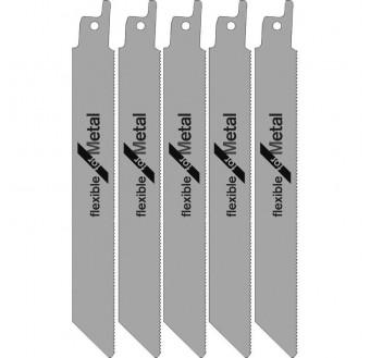 Reciprozaagblad 200x19x0,9x18T Metaal kaart a 5. (Bosch S922EF)