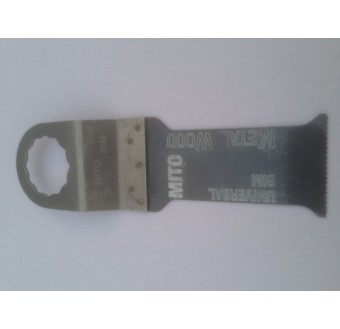 Supercut multitool zaagblad 60x28 hout/ metaal