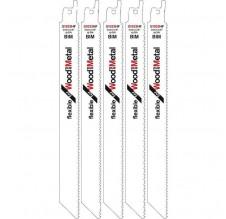 Reciprozaagblad 200x19x0,9x10T Metaal 4431 kaart a 5. (Bosch 1022HF)