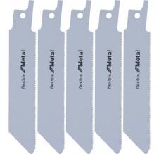 Reciprozaagblad 100x19x0,9x18T Metaal kaart a 5. (Bosch S522EF)
