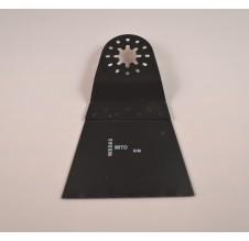 Multimaster zaagblad 50x65 bi-metaal voor hout spijker schroef